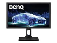 Bild von BENQ PD2700Q 68,58cm 27Zoll LED Display Wide IPS WQHD 2560x1440 16:9 1000:1 350cd/m2 4ms DP HDMI USB 2.0 schwarz (P)