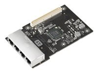Bild von ASUS MCI-1G/350-4T intel I350 Gigabit Ethernet GbE with quad-port 1000BASE-T networking