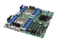 Bild von INTEL Server MB S2600STB Dual Port 10GB 16 DIMMs 205W max processor Xeon Scalable