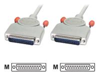Bild von LINDY RS232 Kabel 25SubD St/St 2m