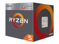 Bild von AMD Ryzen 5 2400G with Wraith Stealth cooler RX Vega Graphics