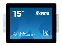 Bild von IIYAMA ProLite TF1515MC-B1 Display 38cm 15Zoll
