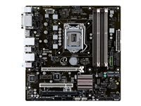 Bild von ASUS CS-B LGA1150 DDR3 max. 32GB Display-Port 2x DVI PCI-E mATX Whitebox