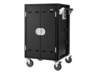 Bild von AVER C20i intelligenter Ladewagen unterstützt bis zu 20 Geräte einfache Kabelführung