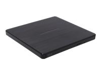 Bild von HLDS GP60NB60 DVD-Brenner ultra slim extern USB 2.0 schwarz
