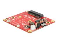 Bild von DELOCK Konverter Raspberry Pi USB 2.0 > mSATA