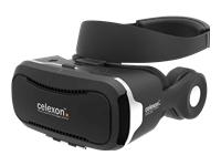 Bild von CELEXON 3D VR Brille Expert VRG3 P 8,8com 3.5Zoll bis 11,4com 5,7Z Display anpassbar Steuertasten Kopfhoerer Sehstaerke einstellb(P)