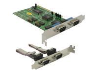 Bild von DELOCK PCI Karte 4x Seriell