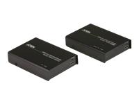 Bild von ATEN HDMI Extender over 1 CAT5e/6 Cable 100m 4Kx2K   3 level cascadable / HDBaseT VE812