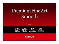 Bild von CANON FA-SM1 A2 Fine Art Papier 310 g/m² 25 Blatt