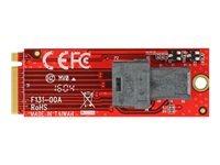 Bild von DELOCK Adapter M.2 Key M > SFF-8643 Buchse NVMe