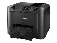Bild von CANON MAXIFY MB5450 Schwarz A4 MFP Farb Drucker drucken kopieren scannen fax Wlan Lan Cloud-Link