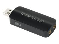 Bild von TERRATEC T5 BLACKLINE USB 2.0 DVB-T Stick m. zwei DVB-T Tunern unterstuetzt HDTV inkl. Fernbedienung und 2 DVB-T Antennen