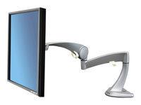 Bild von ERGOTRON NeoFlex LCD Arm Tischhalterung fuer Monitore bis 55,9cm 22Zoll max.8,2kg. VESA 75x75 100x100 neigen schwenken drehen