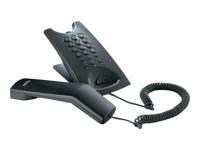 AGFEO T11 schwarz Analoges Telefon Kurzwahlspeicher 10 Rufnummern Zielwahlspeichertaste VIP1 und VIP2