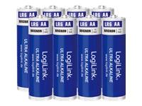 LOGILINK LR6F8 LOGILINK - Ultra Power AA - Kovera Distribution