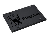 Bild von KINGSTON 120GB SSDNow A400 SATA3 6Gb/s 6,4cm 2,5Zoll 7mm height / up to 500MB/s Read and 320MB/s Write