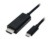 Bild von ROLINE Adapter Kabel USB Typ C-HDMI ST/ST 2m