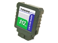 Bild von TRANSCEND USB Flash Module (Vertical) 512MB industrial SLC 10-pin USB port (2.54mm pitch)
