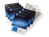Bild von HPE LTO Ultrium 6 RW Bar Code Label Pack