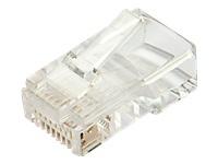 Bild von LINDY RJ45 Stecker UTP Cat.5e, 10er Packung fuer Patchkabel Crimpstecker