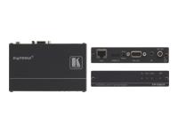 Bild von KRAMER TP-580T Uebertrager fuer HDMI bidirektionales RS-232 und IR ueber HDBaseT Twisted Pair