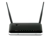 Bild von D-LINK DWR-116 Wireless N300 Multi?WAN Backup Router 4G-LTE/3G-Internetverbindungen per Mobilfunk