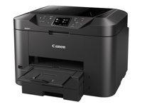 Bild von CANON MAXIFY MB2750 Schwarz A4 MFP Farb Drucker drucken kopieren scannen fax  Wlan Lan Cloud-Link