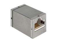 Bild von DELOCK Netzwerk Adapter RJ45 Buchse/Buchse Cat.6 kompakt