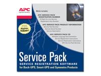 Bild von APC 1 Jahr Garantieerweiterung in einer Box - Renewal or High Volume