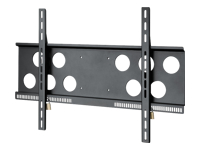 Bild von HAGOR PLW 75 Schwarz Displays 107-127cm VESA max700x400 Adaption an PLD oder Wandmontage. NEC LG Samsung