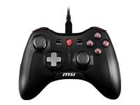 Bild von MSI Force GC20 Wired Game Controller mit austauschbaren D Pads USB 2m Cable Supports PC PS3 Android (P)