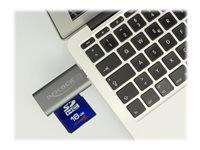 Bild von DELOCK USB Type-C SDXC / MMC + Micro SD 2 Slot Card Reader