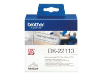 Bild von BROTHER P-Touch DK-22113 transparant continue length film 62mm x 15.24m