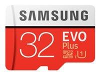 Bild von SAMSUNG EVO Plus microSD Karte 32GB UHS-I