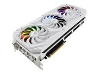 Bild von ASUS ROG Strix GeForce RTX 3070 V2 White OC Edition 8GB GDDR6 2xHDMI 2.1 3xDP 1.4a with LHR