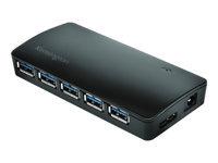 Bild von KENSINGTON UH7000C USB 3.0 7 Port Hub Plus Charging EU