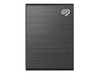 Bild von SEAGATE One Touch SSD 1TB USB-C Black