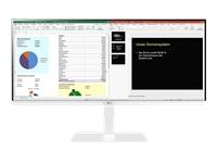 Bild von LG 34BN670-W 86,36cm 34Zoll IPS 2560x1080 21:9 Speaker DVI DP HDMI weiss