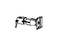 Bild von ERGOTRON Klemm Doppelgelenk + P/L kann an jedem Punkt entlang einer DS100-Stange befestigt werden