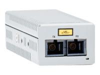 Bild von ALLIED Desktop Mini Media Converter 100TX to 100FX SC Connector USB Power Only
