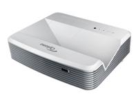 Bild von OPTOMA W320USTi Ultra Short Throw DLP Touch Projektor 1280x800 WXGA 4000ANSILumen 20.000:1 2xHDMI 2x VGA