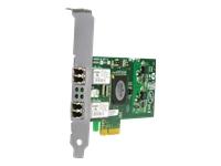 Bild von ALLIED PCI-Express PCIe 1000SX MMFVirtualisation Adapter mit Dual LC Stecker