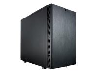 FRACTAL DESIGN Define Nano S Black - Kovera Distribution