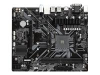 Bild von GIGABYTE B450M S2H V2 AM4 DDR4 1xM.2 4x SATA 6Gb/s 1x HDMI ATX MB