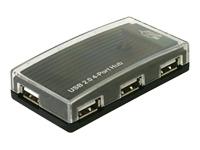 Bild von DELOCK HUB USB 2.0 extern 4 Port