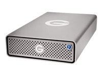 Bild von G-TECH G-DRIVE Pro Thunderbolt 3 960GB Gray GDRPTB3EB9601DHB
