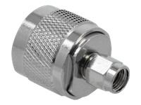 Bild von DELOCK Adapter N Stecker zu RP-SMA Stecker 10GHz