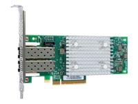 Bild von LENOVO DCG ThinkSystem QLogic QLE2742 PCIe 32Gb 2-Port SFP+ Fibre Channel Adapter