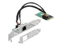 Bild von DELOCK Mini PCIe I/O PCIe full size 1 x RJ45 Gigabit LAN